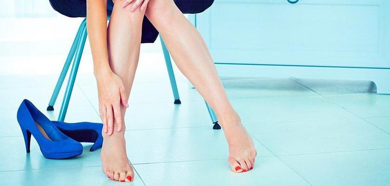 Готовим ножки к сезону элегантной открытой обуви