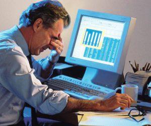 Как подолгу работать за компьютером или планшетом, сохраняя при этом зрение