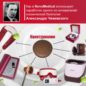 Как в NovuMedical используют наработки одного из основателей космической биологии Александра Чижевского